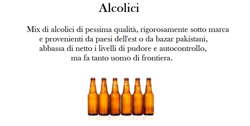 Popolare Frasi Sull Alcol LD58 » Regardsdefemmes BV86